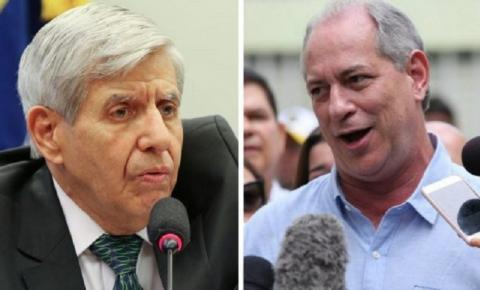 "General Heleno compara Ciro a Adélio: ""Inimputável. Débil mental"""