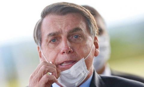 'É o destino de todo mundo', diz Bolsonaro sobre os mais de 31 mil mortos por Covid-19