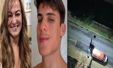 Gritaria, sangue e ambulância: mãe de Neymar tem briga feia com namorado, jogador paraibano