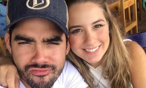 Namorada de Gabriel Diniz está sendo ameaçada por uma pessoa que a culpa pela morte do cantor
