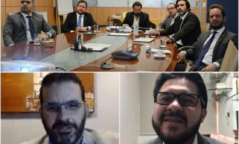 Paraíba apresenta Polo Turístico Cabo Branco em reunião com Ministério do Turismo