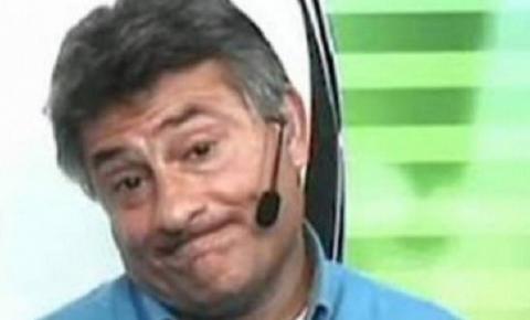 CHAMA O VAR: Narrador esportivo arrota ao vivo na Globo e vira piada na web; assista