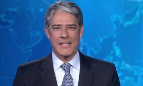 William Bonner quebra internet após 'imitar' fala de Bolsonaro no JN – VEJA VÍDEO