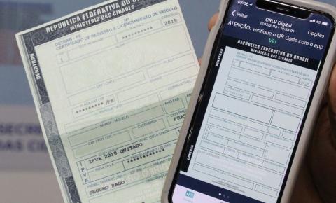 Detran-PB implanta documento digital de compra e venda de veículo