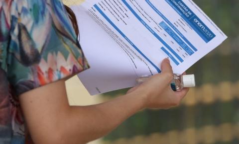 Enem 2020: Inep anuncia que mais da metade dos inscritos faltaram a prova e diz que vai averiguar casos de alunos barrados