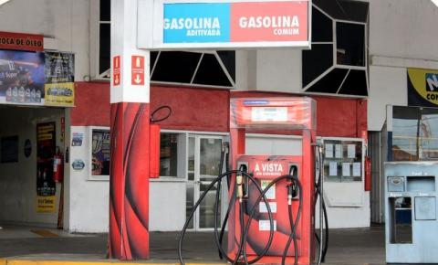 Saiba onde encontrar o litro da gasolina a R$ 4,879 em JP