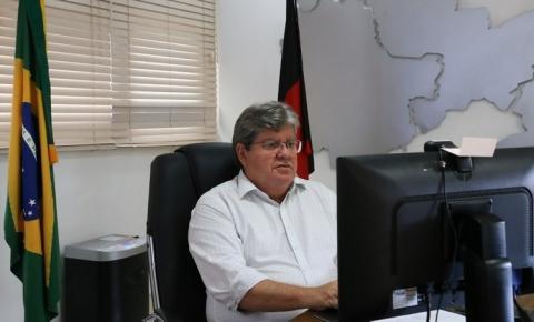 João Azevêdo anuncia medidas econômicas com impacto de R$ 68,5 milhões para beneficiar diversos segmentos