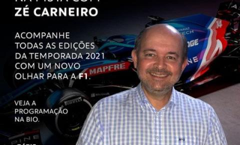 Ouça: Na Pista Com Zé - Prova de abertura da temporada 2021 da Fórmula 1 Grande Prêmio do Bahrain