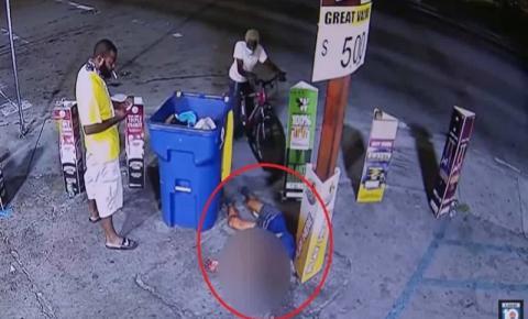 Menino de 12 anos é violentado, abandonado, leva tiro e desmaia ao pedir ajuda – VEJA VÍDEO