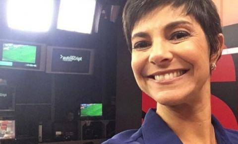Afastada, apresentadora da Globo teria contraído a nova cepa da Covid-19