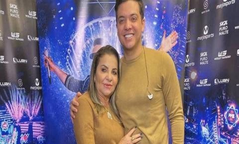 Mãe de Wesley Safadão faz ameaças após jornalista