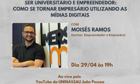 UNINASSAU João Pessoa promove evento on-line de capacitação