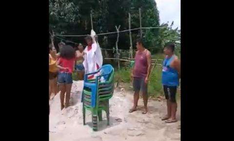 PM resgata crianças torturadas em ritual religioso contra Covid-19