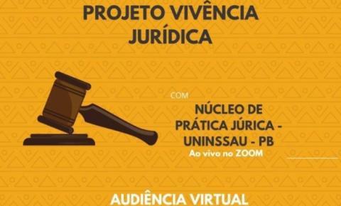 UNINASSAU JP abre vagas para projeto Vivência Jurídica