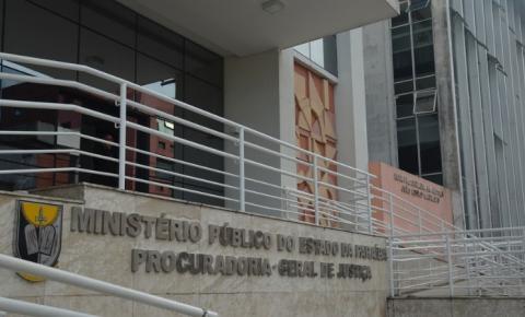 Vereadores de JP apresentam voto de aplauso ao Ministério Público da Paraíba