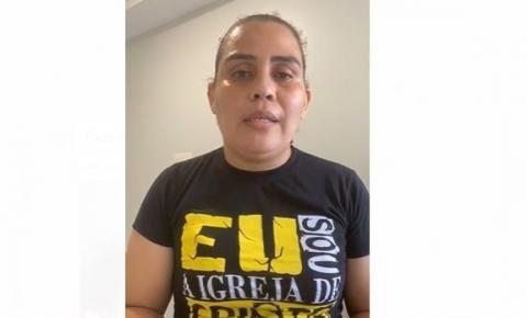 Luciene de Fofinho não apresenta defesa em ação do MP sobre suposta contratação de funcionários fantasmas