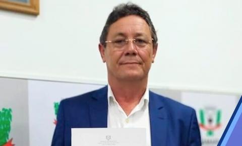 Maior projeto do Presidente da Câmara de Santa Rita é requerimento que pede a implantação de lombadas em bairro da cidade