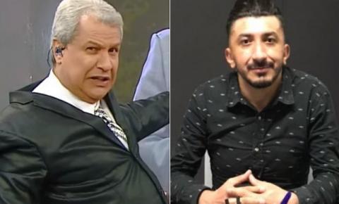 Ministério Público avalia pedido de prisão de Sikêra Jr. por crime de homofobia; assista