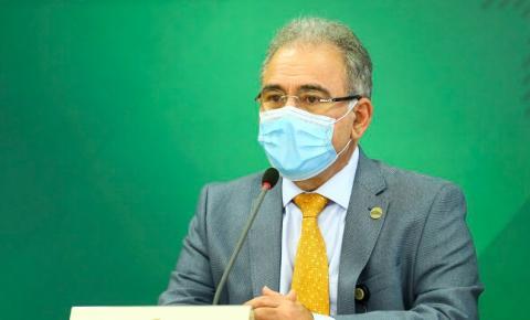 Queiroga faz novas mudanças no Ministério da Saúde e exonera diretor de equipe de Pazuello