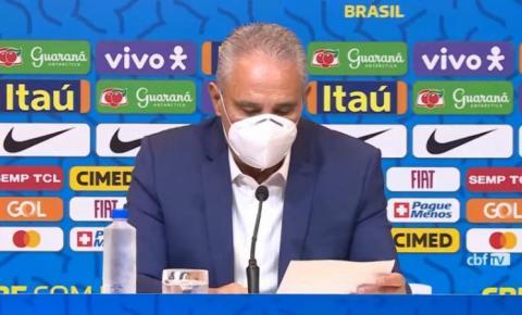 Tite anuncia jogadores convocados para a Copa América; veja lista