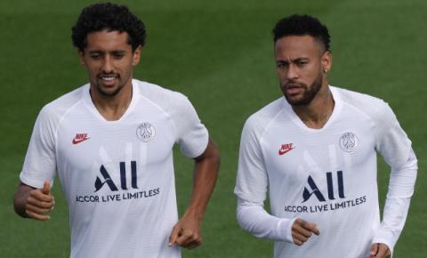 PSG não libera Neymar e Marquinhos para Jogos Olímpicos