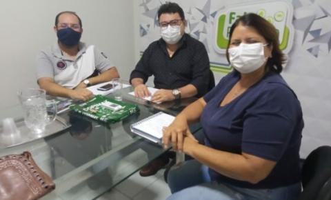 Prefeito de Soledade debate com Sebrae requalificação do comércio na BR-230 e implantação do Polo Industrial