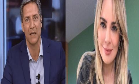 Lacombe alfineta Raquel Sherazade e paraibana responde