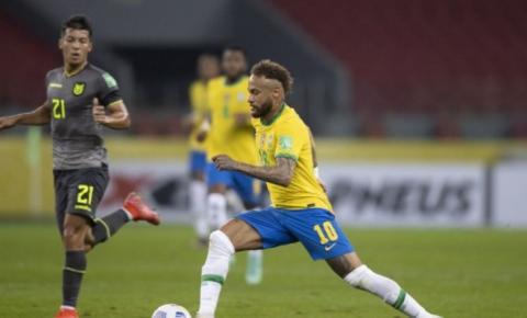 Classificado para as quartas, Brasil enfrenta Equador na Copa América
