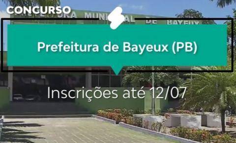 Prefeitura de Bayeux terá que retificar edital de concurso por decisão da Justiça Federal