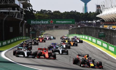 Ingressos para o GP do Brasil de 2021 estão esgotados