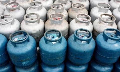 Preço do gás de cozinha em JP registra alta de R$ 5 em relação a junho