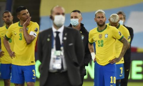Jean Wyllys afirma que derrota da seleção na final da Copa América dá