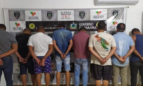 URGENTE: Sargento da PM é preso suspeito de roubo a bancos e tráfico de drogas na PB