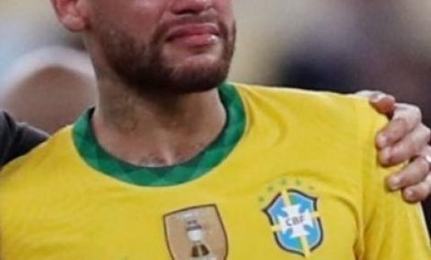Neymar desabafa após perder Copa América para Argentina: 'Perder me machuca, me dói'