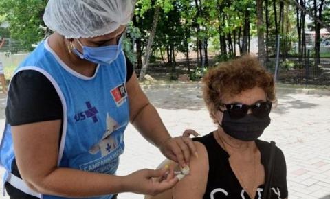 Mutirão da Prefeitura de JP já imunizou mais de 50 mil pessoas contra a Covid-19