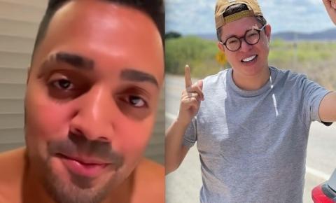 """VEJA O VÍDEO - Tirulipa é detonado nas redes sociais após defender segunda chance para DJ Ivis:  """"Merece, sim"""""""