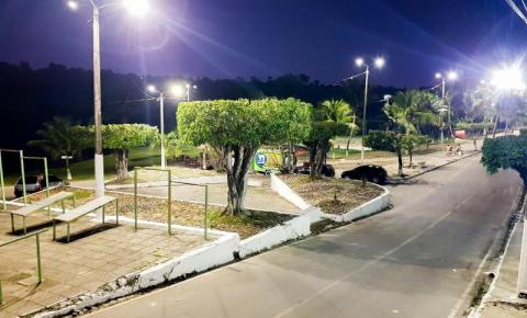 Prefeitura de Santa Rita aplica recursos da taxa de iluminação pública em tecnologia LED