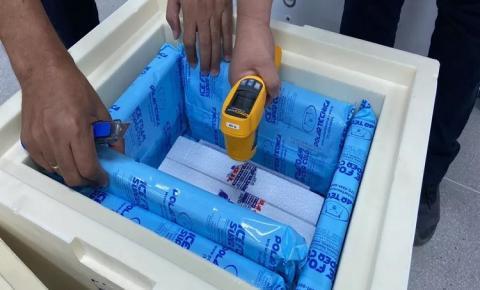 Covid-19: Paraíba deve receber mais de 165 mil novas doses de vacinas ainda nesta semana
