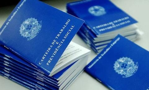 Paraíba gera saldo positivo de empregos com carteira assinada pelo quinto mês seguido