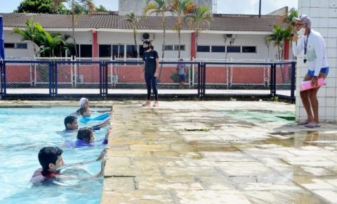 Projetos esportivos da Prefeitura de João Pessoa proporcionam saúde e bem-estar para crianças e adolescentes