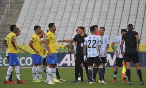 Anvisa pede e PF acompanha argentinos até embarque no aeroporto