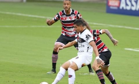 Belo empata com o Santa Cruz e avança para segunda fase da Série C