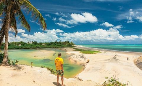 Paraíba é destaque na revista de bordo da Azul em outubro
