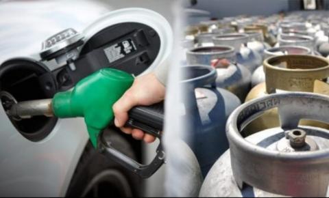 Petrobras anuncia novo reajuste nos preços da gasolina e do gás de cozinha