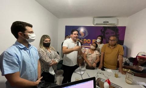 Edna Henrique desiste da reeleição e declara apoio a Hugo Motta para Deputado Federal