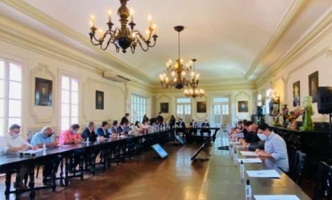 Secretária Ana Cláudia não comparece à reunião convocada por João Azevêdo com secretários e deputados