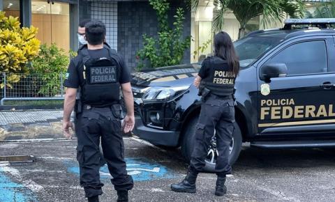 URGENTE: Prefeito de Lucena, Léo Bandeira é investigado pela Polícia Federal