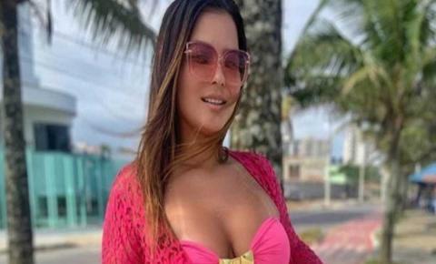 """Já sai abençoada"" revela Geisy Arruda após convite íntimo de 'Pastor' na web"
