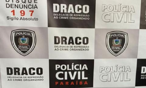 Ex-PM suspeito de liderar grupo que fraudava concursos públicos é preso na Paraíba