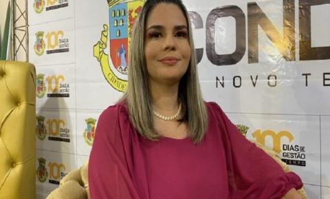 TRE-PB suspende decisão que cassou mandato da prefeita de Conde